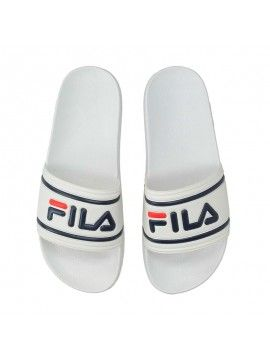 Fila Chanclas Morro Bay Slipper Blancas