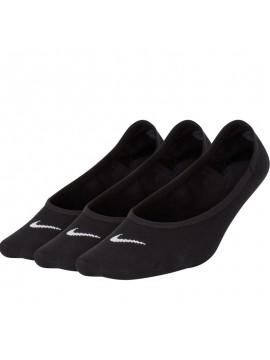 Nike Calcetines Pinkies 3P BLACK SX4863-010