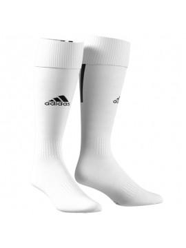 Adidas Medias de Fútbol SANTOS SOCK 18 BLANCO/NEGRO CV8094