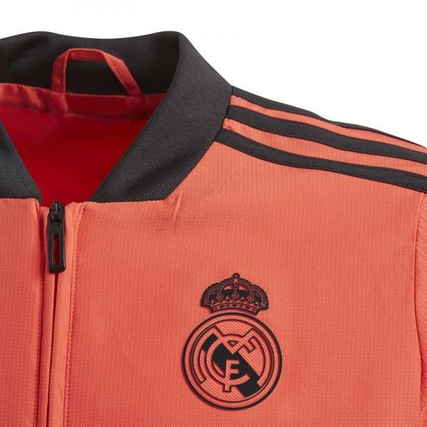 2d985732bd3f9 ADIDAS CHAQUETA PRESENTACIÓN REAL MADRID REAL CRAFT BLUE DARK ROYAL ...