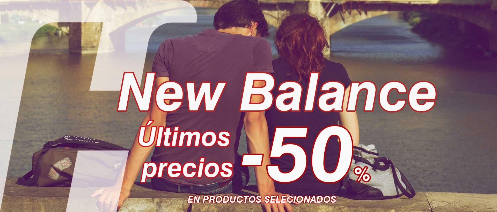 new balance REBAJAS